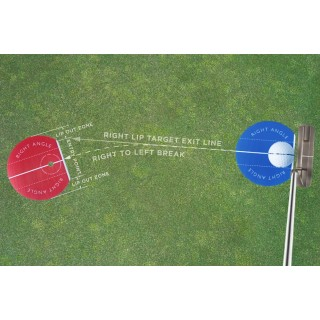"""Right Angle Putting Aid"""