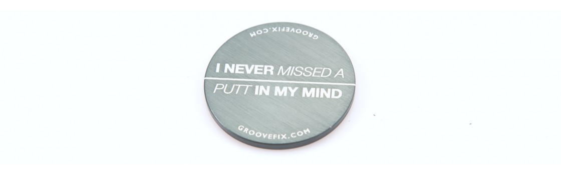 "GrooveFix ""I Never Missed A Putt In My Mind"""